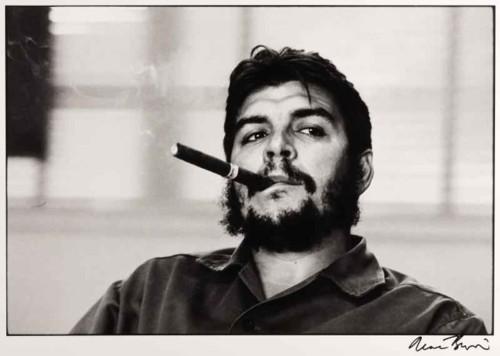 Ernesto Che Guevara foi preso e assassinado em 196