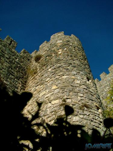 Castelo de Montemor-o-Velho - Torre da muralha [en] Castle Montemor-o-Velho - Wall tower
