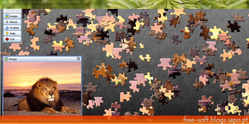 montar puzzle de 10000 peças