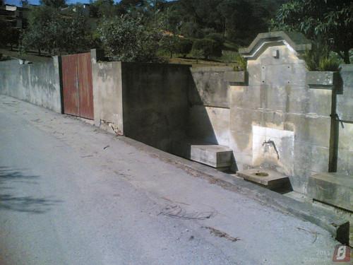 Fonte de Ervidinho, Figueira da Foz