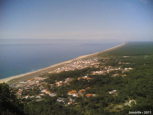 Vista sobre Quiaios (Figueira da Foz)