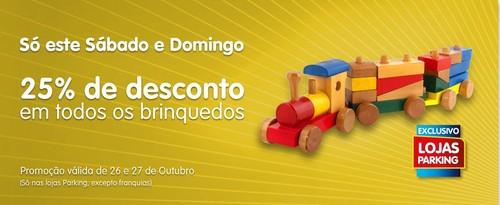 25% de Desconto | MINI-PREÇO | Brinquedos