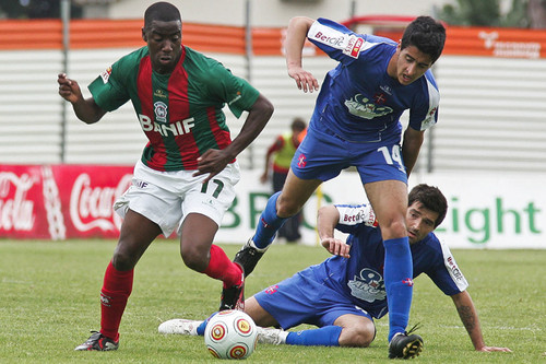 26ª J: Marítimo 3-3 Belenens