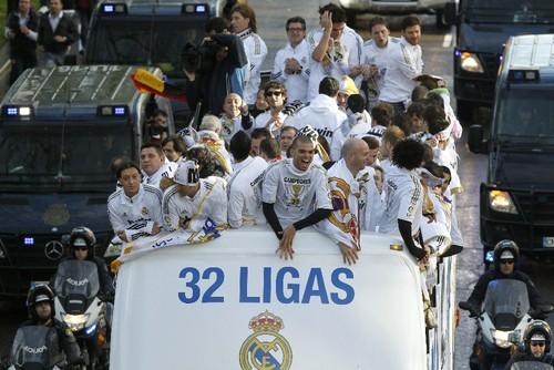 Real Madrid campeão 2012