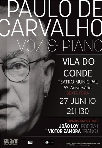 PAULO DE CARVALHO em Vila do Conde