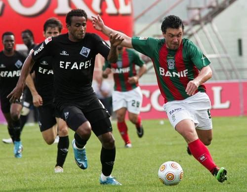 22ª J: Marítimo 0-0 Académi