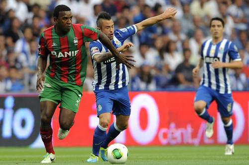 2ª J: FCPorto-Marítimo 13/14