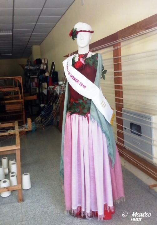1ª Dama de Honor 2019 - Concurso Rainha das Camé