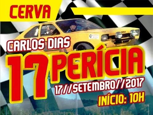 17ª Prova de Perícia Automóvel da Vila de Cerva