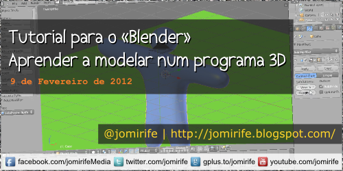 Blog: Tutorial para o Blender 3D