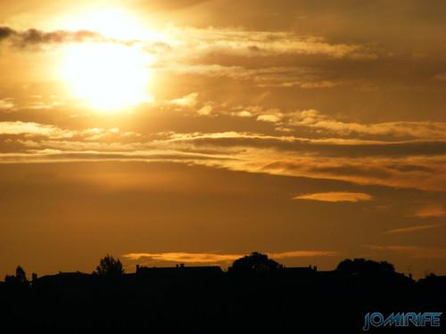 Nascer do sol na Figueira da Foz