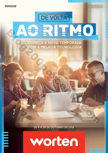 Antevisão Folheto WORTEN Especial promoções de