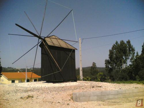 Moinho de vento de Feteira, Figueira da Foz