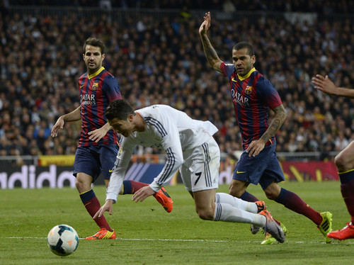 Real Madrid-Barcelona 13/14