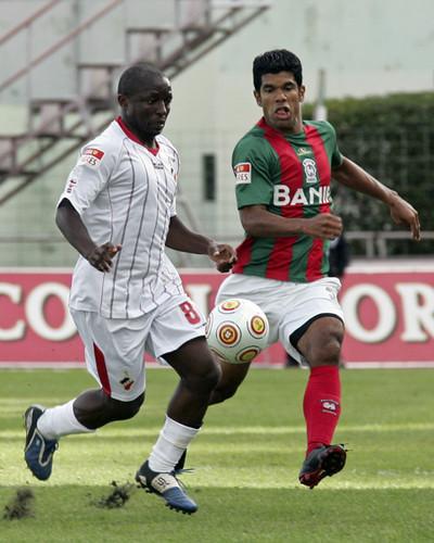 12ª J: Marítimo 5-2 Olhanens