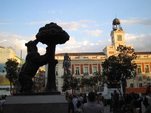 Visitar Madrid Pela Estrada Fora