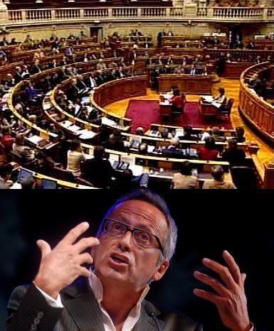 Parlamento e Manuel Luis Goucha