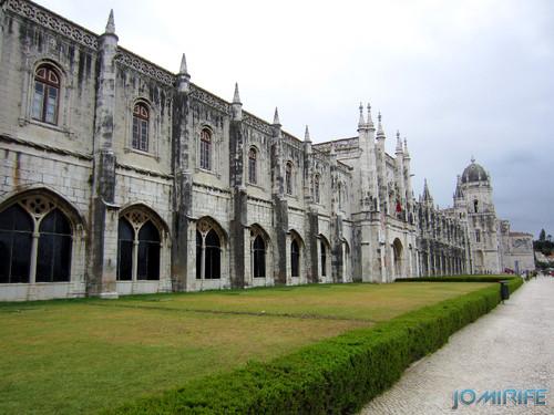 Lisboa - Mosteiro dos Jerónimos (4) [en] Lisbon - Jeronimos Monastery