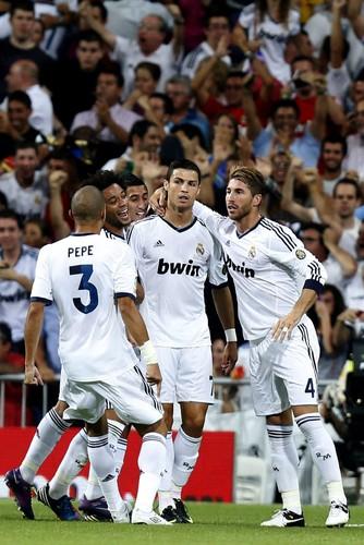 R. Madrid x Barcelona - 2.ª S