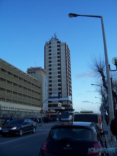 Sweet Hotel Atlântico da Figueira da Foz degradado em 2004 (1) Sweet Atlantic Hotel in Figueira da Foz degraded in 2004