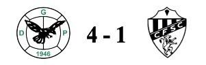 Pampilhosense - Santa Clara 3ªJ DH Futsal 12-10-1
