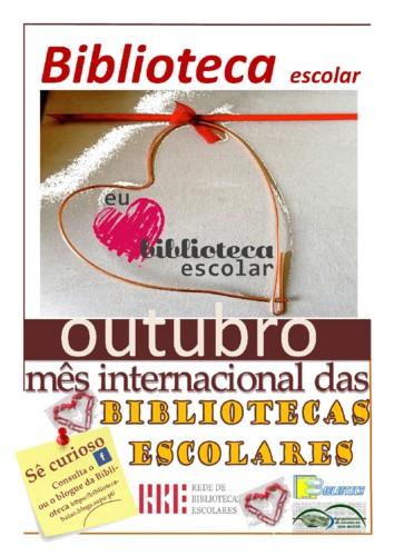 _Why i love my school_ Mês da  Biblioteca_outubro