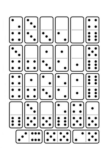 Jogo do dominó classico