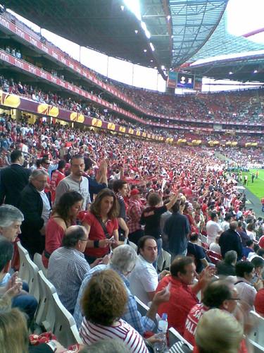 aguias vs PSV
