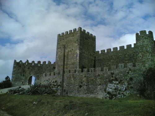 Castelo de Montemor-o-Velho: Entrada Sul