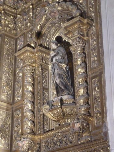 Sé Nova, imagem de S. Tomás de Vila Nova.JPG
