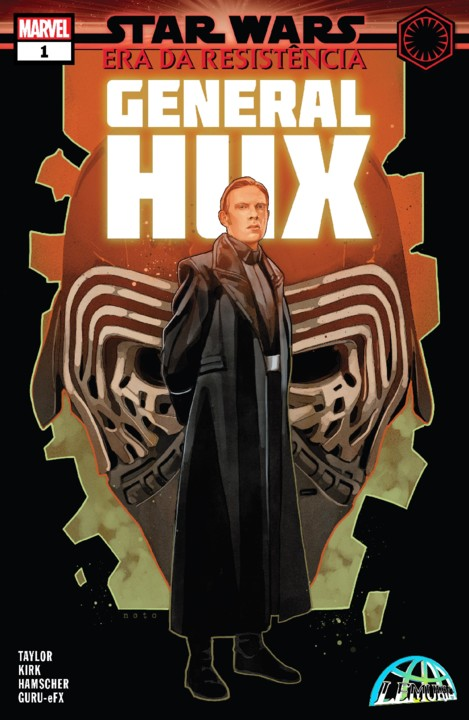 Star Wars - Age Of Resistance - General Hux 001-00