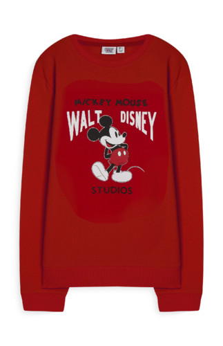 kimball-1946564-mickey sweat top red, grade ROI D
