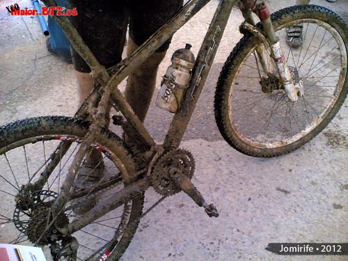 XCO MaiorBTTca - Bike cheia de lama (Fura Moitas)