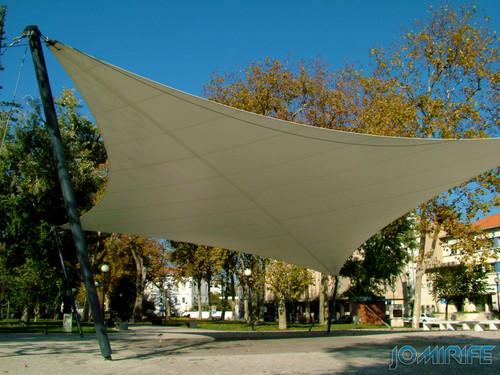 Jardim Municipal da Figueira da Foz (4) Toldo [EN] Municipal Garden of Figueira da Foz - Cover
