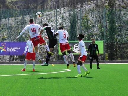 Pampilhosense - Condeixa meia final Taça AFC 25-0