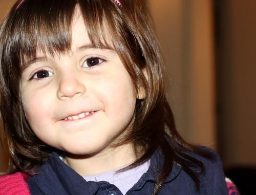 A Beatriz, com um sorriso roubado...