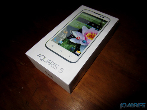 Smartphone/Tablet Bq Aquaris 5 - Novo na caixa [en] New in the box