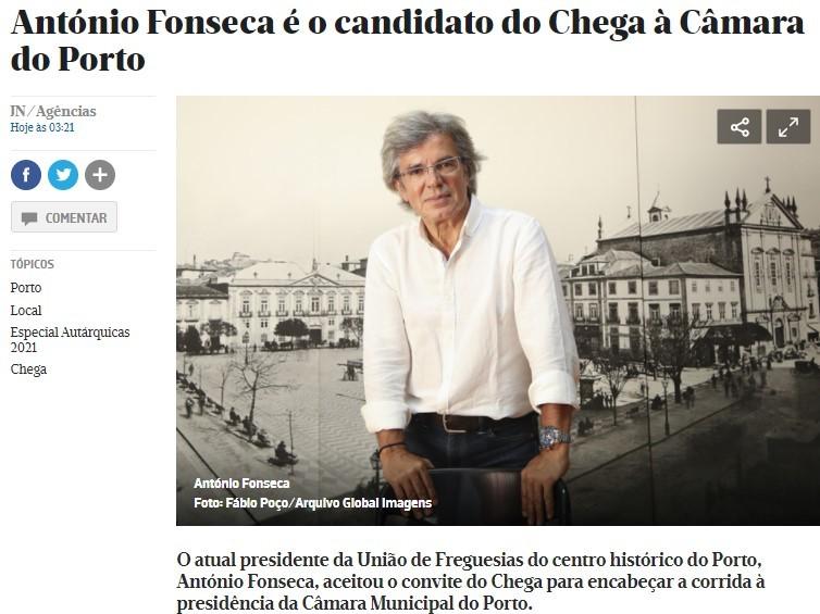 JN 12jun2021 António Fonseca candidato do Chega .