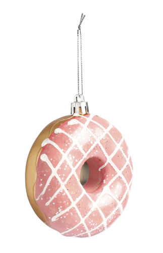 KIMBALL-7745716-HANGING SINGLE DEC- PINK DONUT, GR