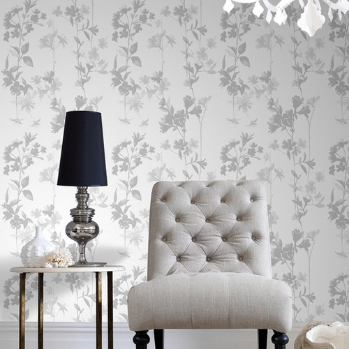Papel de parede da leroy merlin decora o e ideias for Papel pintado para salon blanco