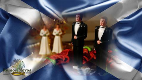 Escócia (Casamento)