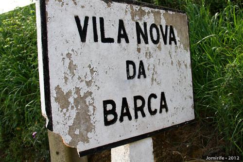 Placa antiga de Vila Nova da Barca (Coimbra) (3)