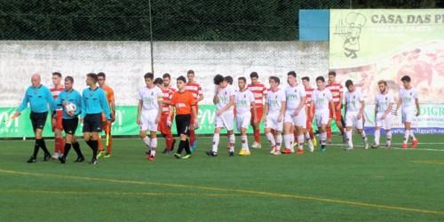 Juniores Taça M.Cambra 0 SJVer 4