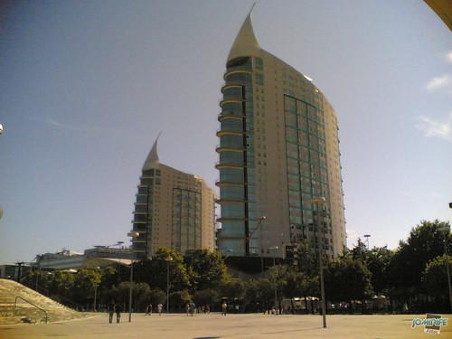 Torres São Rafael e São Gabriel, Lisboa