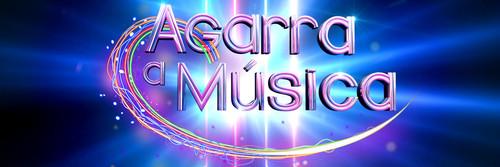 Agarra a Musica - logo