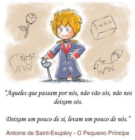Antoine De Saint Exupery No Facebook Aqueles Que Passam Por Nós
