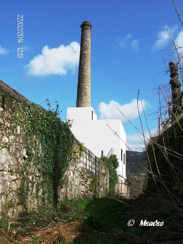 Vila de Cerva - Lavaria e Fundição