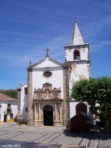 Castelo de Óbidos: Igreja