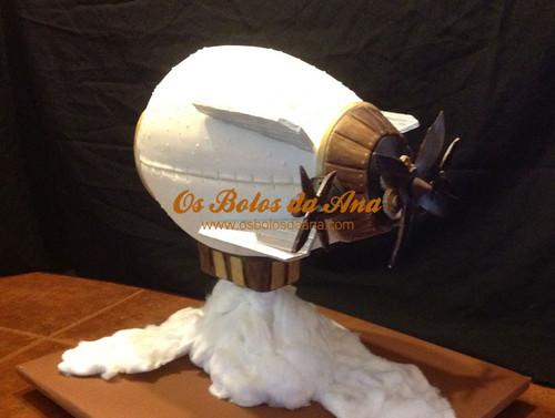 Bolo Decorado Balão