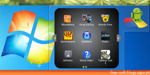 Programas Android no Windows, Aplicações Android no Windows